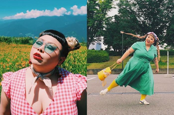 棉花糖女孩無誤:渡邊直美與植村秀聯名第二彈,「壓胸」形象照意外掀起迴響!