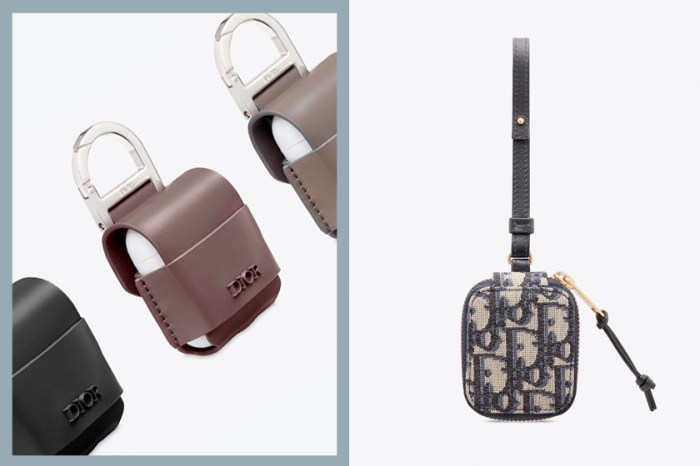 AirPods Case 將掀起時尚配件潮?Dior 突襲上架的保護套太可愛了!