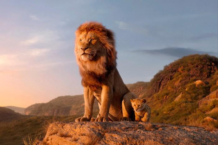 導演透露《獅子王》只有這一幕不是電腦製成,你看得出來嗎?