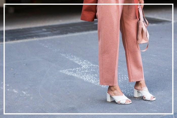 忍不了手的「折上折優惠」!擁有這富設計感鞋款才稱得上與別不同的時尚女生!