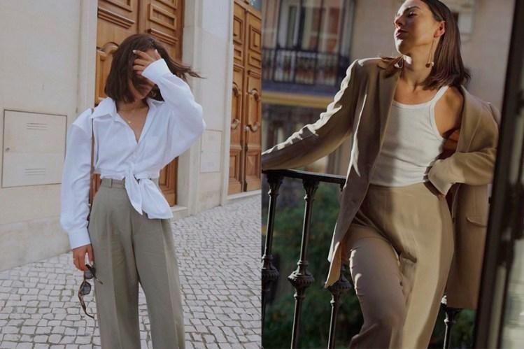 西裝外套也能毫不拘謹,這個二手店舖能給你滿滿的 Effortless Chic 穿搭靈感!