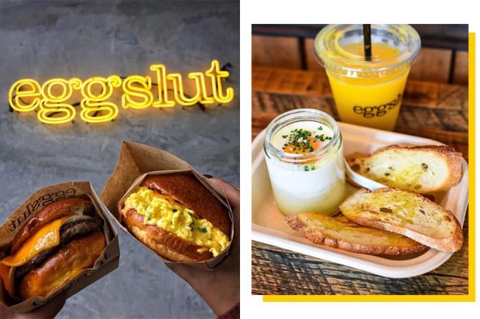 讓人瘋狂的蛋料理!美國 Eggslut 早餐店終於在日本吃到了!