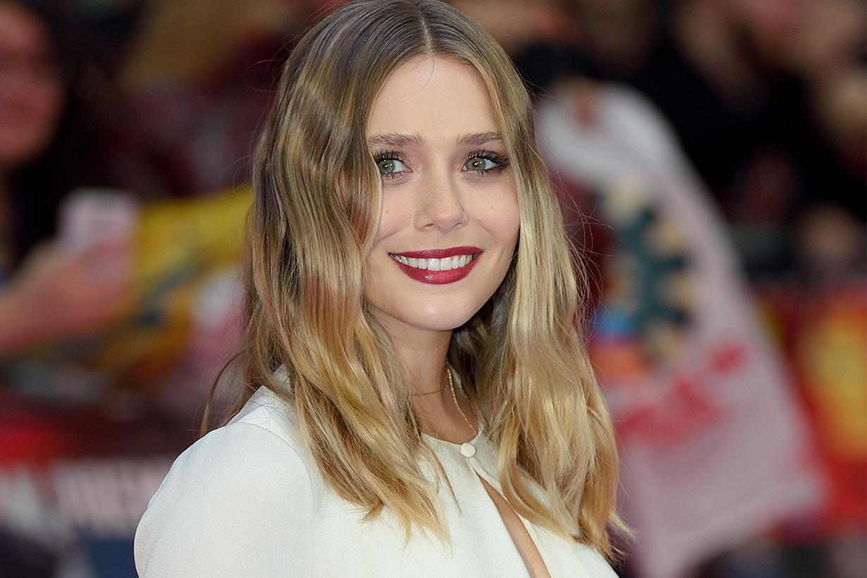 Elizabeth Olsen Robbie Arnett Engaged