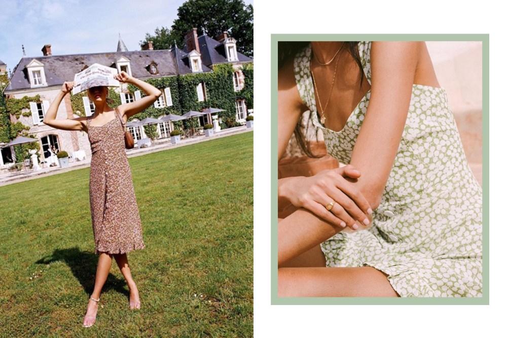 Faithfull The Brand Print Dress
