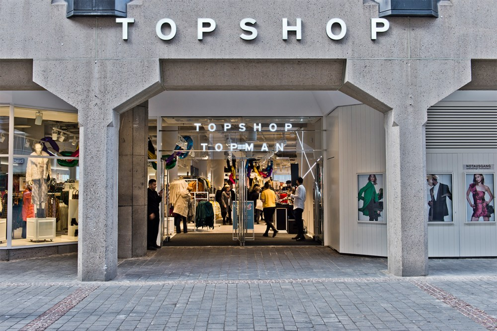 topshop launches digital dating programme
