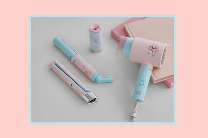 小巧外型超惹愛:Apeach 粉嫩美髮系列,從風筒、直髮器、捲髮器到髮捲一次滿足!