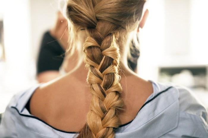 不用任何技巧!手殘女生用了這工具也可以綁出完美編髮!