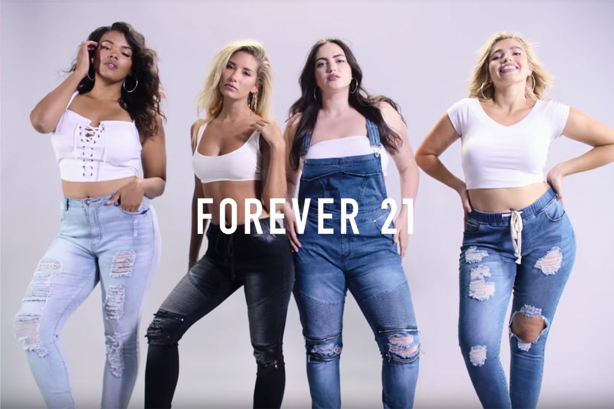 Forever 21 Sent Diet Bars to Customers Who Ordered Plus-Size Clothing