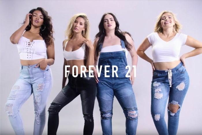 Forever 21 向大碼顧客送減肥食品!究竟此舉背後有何含意?