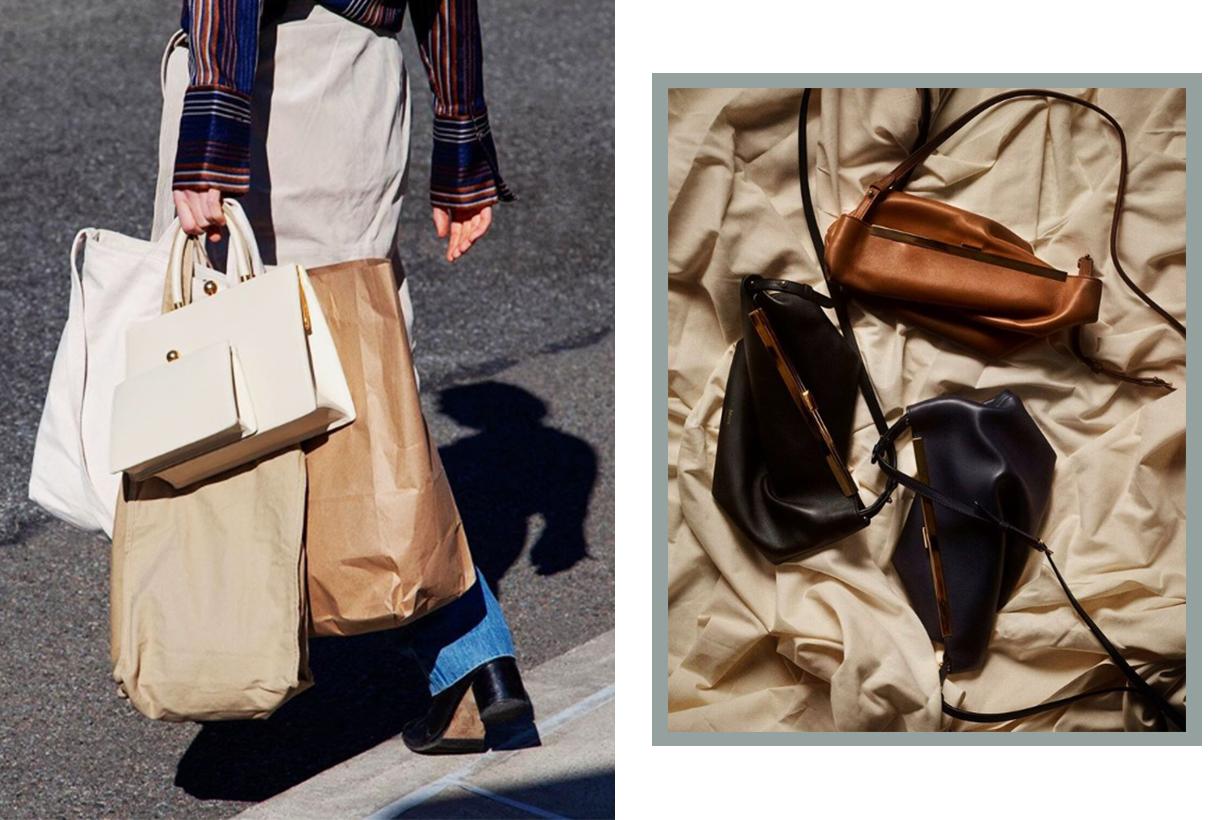 Old Celine Clasp Style Frame Bag Trend 2019