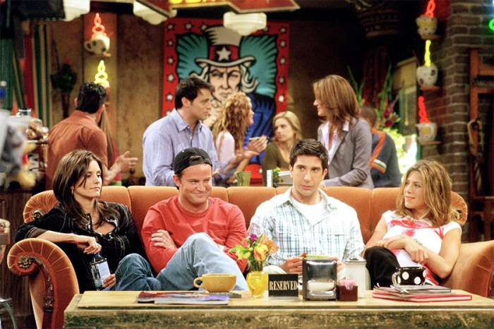 25 年情意結!《Friends》最經典的場景將以 Pop-up 形式重現觀眾眼前!