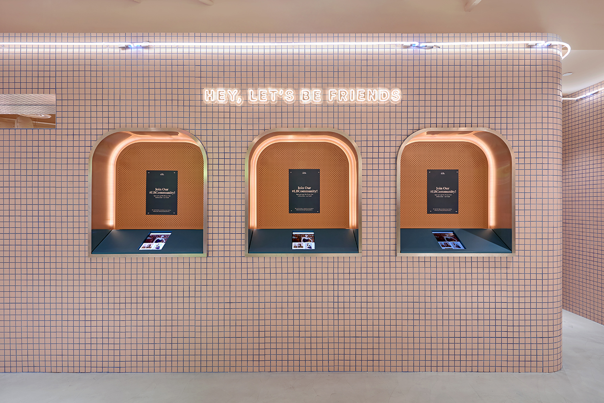 Love, Bonito funan store opening
