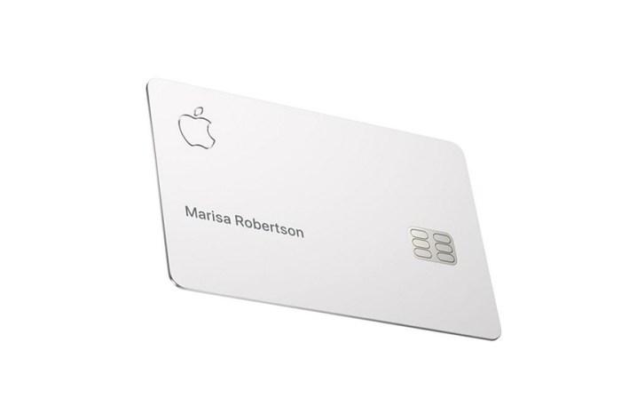果迷迫不及待:純白絕美的 Apple Card 傳出已註冊商標,將要登入香港和台灣了!