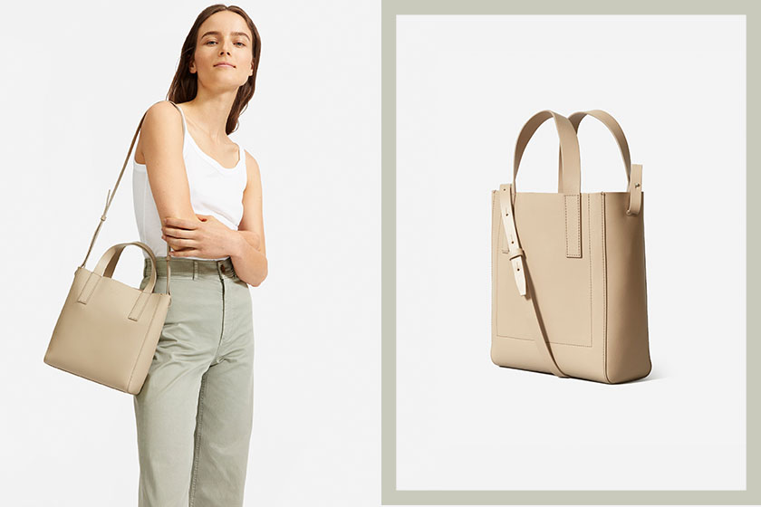 Meghan Markle everlane day tote mini bag