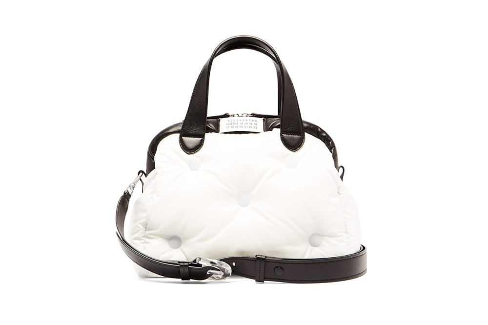 Glam Slam Quilted Bowling Bag