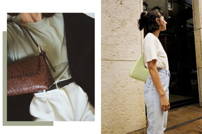 看完這 10 款質感手袋,你會愛上這種優雅、清新的色調!