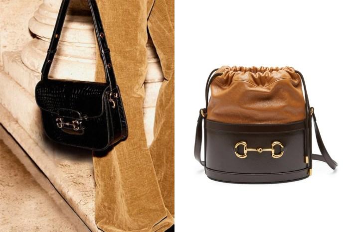 時尚界推測:有復古細節的 Gucci 手袋,將穩佔下季 It Bag 寶座!