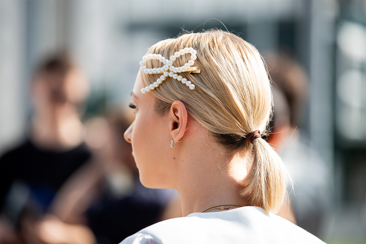 Easy Hairstyles from Paris Haute Couture Fashion Week
