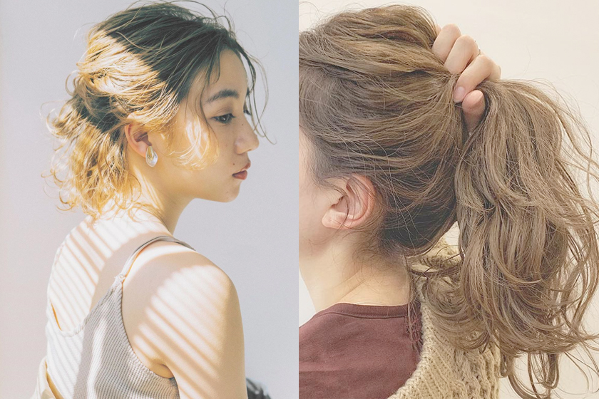 half up hairstyle basic point note summer