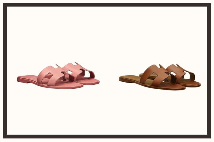 永不過時的經典鞋款:Hermès 除了手袋外,值得入手的還有這雙質感涼鞋!