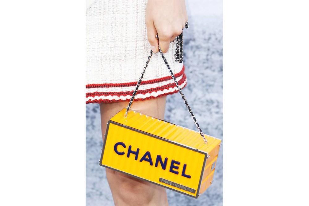 Chanel Box Bag