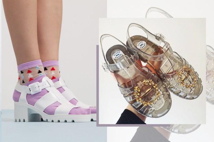 搜尋量急增 82%!解決這個問題後,終於可以入手一雙 Jelly Shoes?