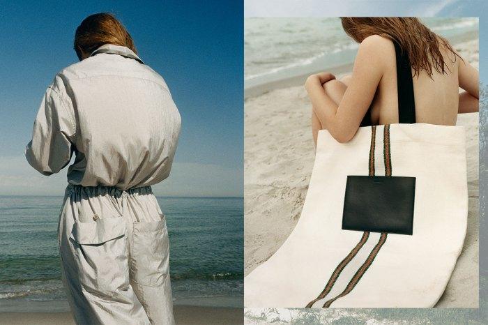 海灘裝也有高低質感之分!Jil Sander+ 的夏日穿搭提案就是最好的範本