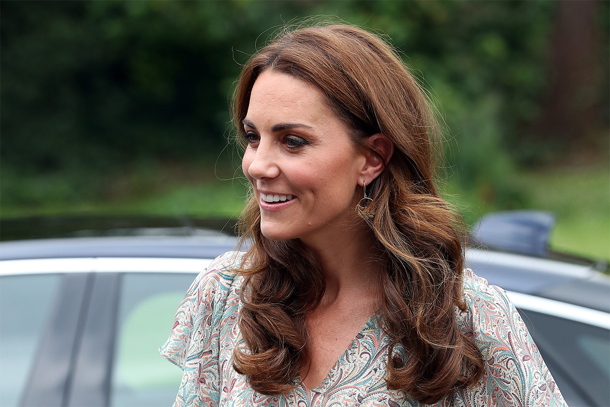 Kate Middleton Paid Tribute to Princess Diana at Archie Harrison's Christening