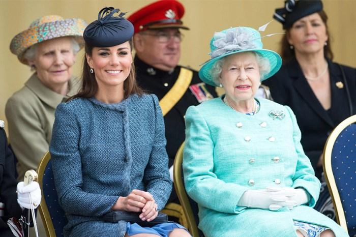 英女王為凱特破例,批准她不用遵守這項王室規條!