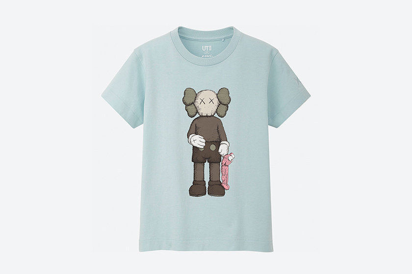KAWS x Uniqlo KAWS: SUMMER 2019 collaboration in Hong Kong