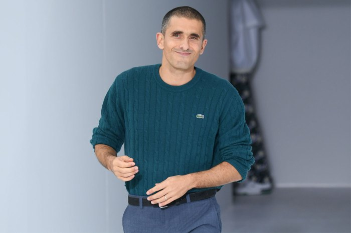Kenzo 公佈新一任創意總監!他是 Lacoste 品牌 20 億歐元業績增長的重要功臣!