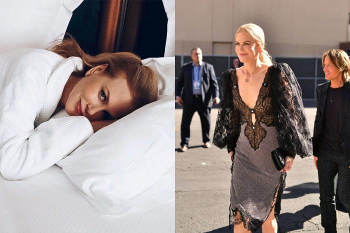 Nicole Kidman 分享從不變黑的秘密,竟是一條 SPF100+ 的開架防曬乳!