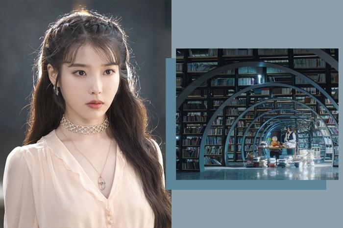 #POPSPOTS in Seoul:《德魯納酒店》的超美圖書館,真身原來在這裡!