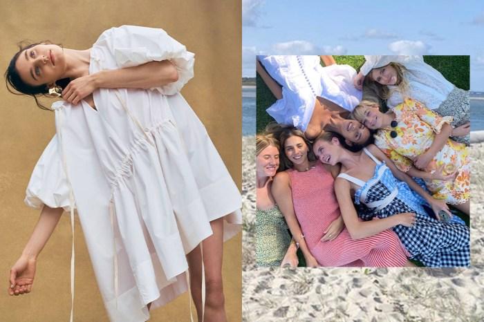 絕對罕見的款式設計!這澳洲小眾品牌以時尚高質的服飾遍佈時尚女生 IG