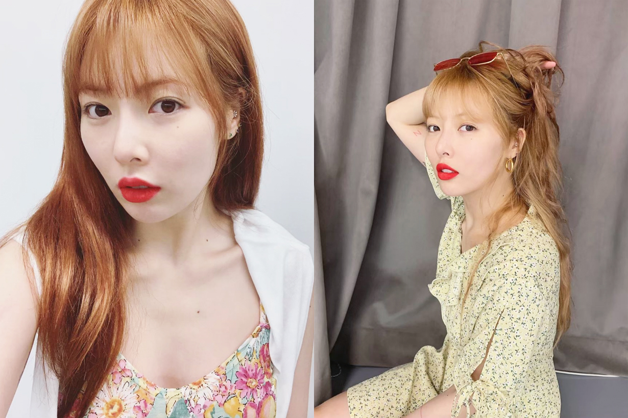 Lipstick makeup tips plumping lips red lipstick makeup tutorial Hyuna Kim Kylie Jenner