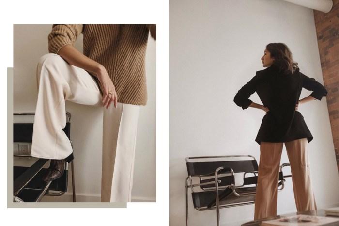 知性女生必備:IG 流行中的氣質褲款,會讓你甘願捨棄牛仔褲!