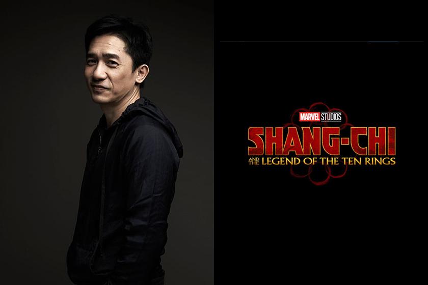 marvel shang chi Simu Liu and Tong leung first asian superhero
