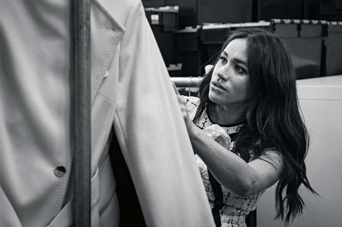 梅根主理的英國版《Vogue》終於出爐!單是封面已經讓網民大讚!