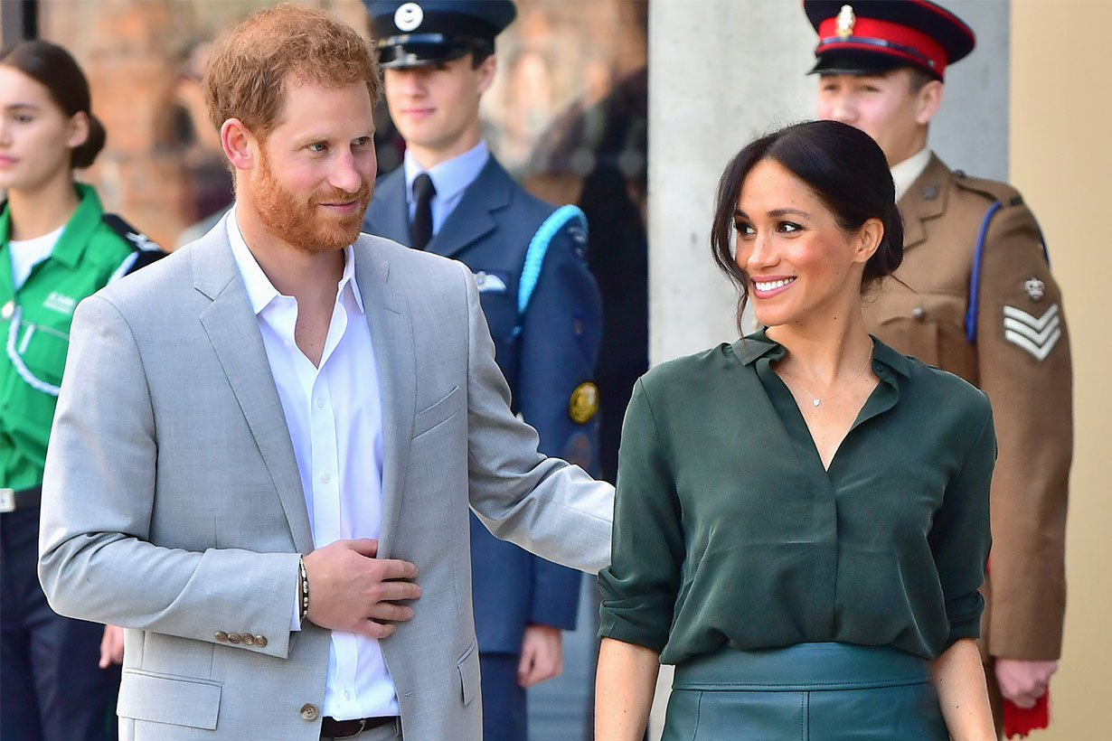 Meghan Markle and Prince Harry's Neighbors Were Given an INSANE List of Demands About How to Behave Around Them