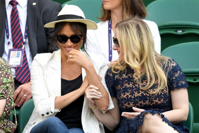梅根的網球賽打扮平平無奇?這個細節流露她有多記掛兒子!