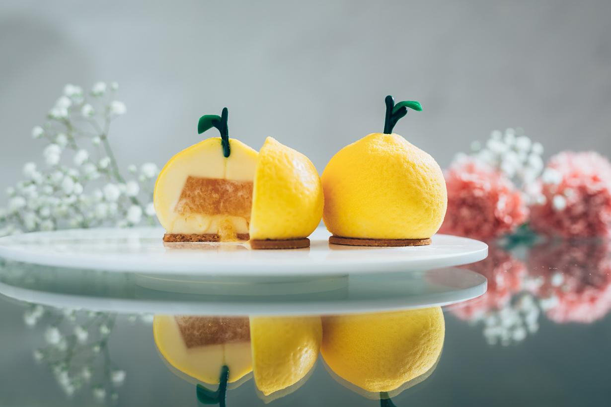 Meltly Place summer fruit cakes