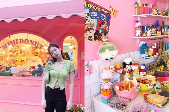 連 BLACKPINK Jennie 也到訪的這間復古玩具店,會是 8、90 後尋寶的好地方!