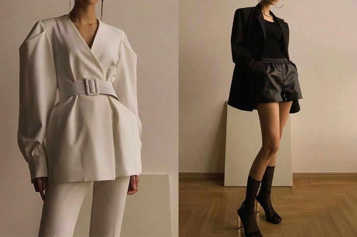 素色女孩穿搭提案:Monotone 單色調襯法才是王道