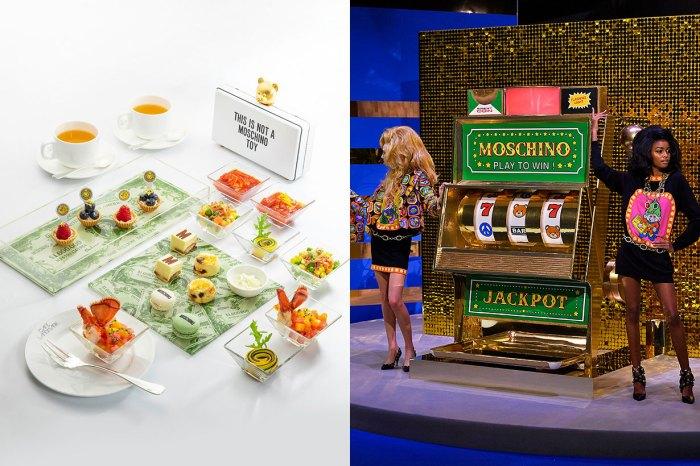 一嚐電視遊戲節目?Moschino X Cafe Landmark 推出「百萬富翁」下午茶