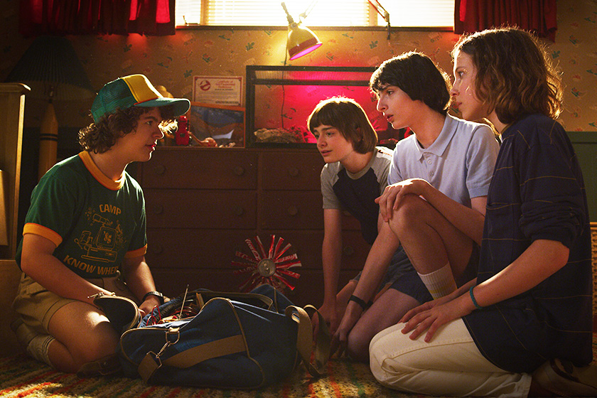 netflix stranger things 3 the american theories