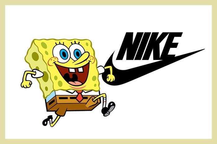 Nike 推出 5 款「海綿寶寶」球鞋,今季最可愛的聯乘應該是這個!