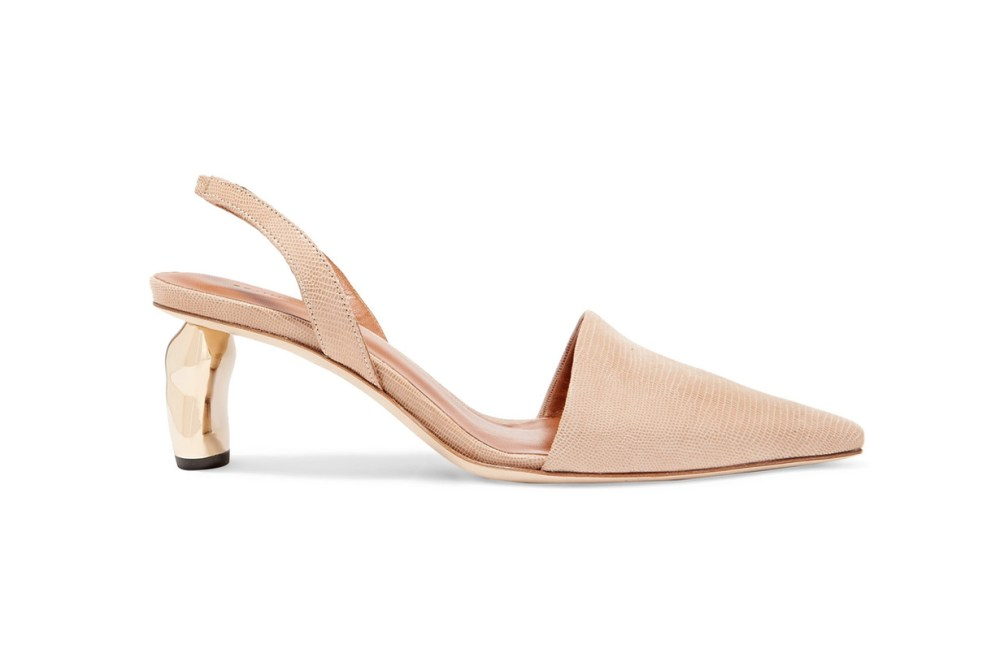 Nude Color Heels Are The Most Attractive Shoes To Boys