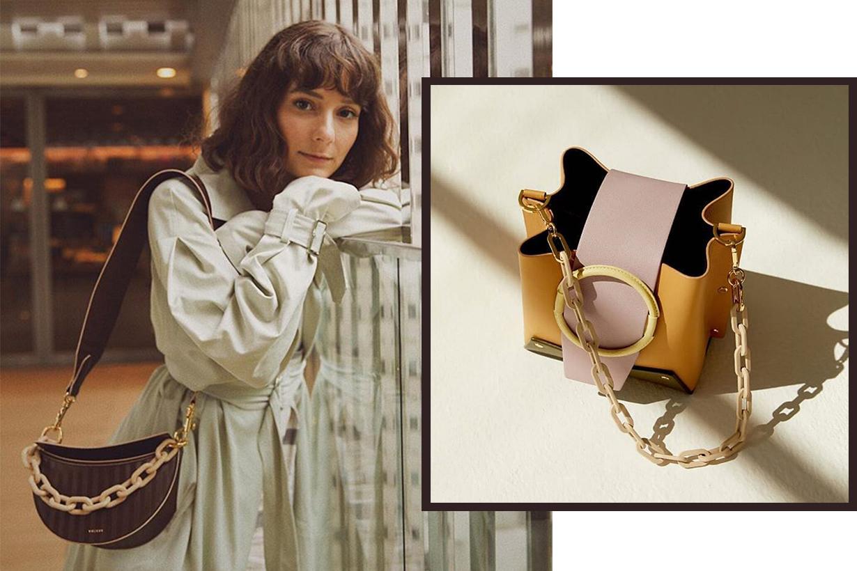 Handbag trends Fall 2019