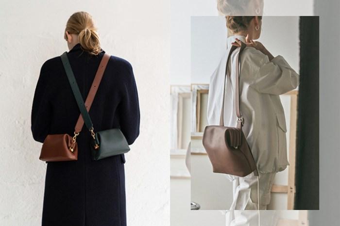 實用與精緻度都滿分!告別撞款的小眾手袋,極簡控大愛的韓國品牌