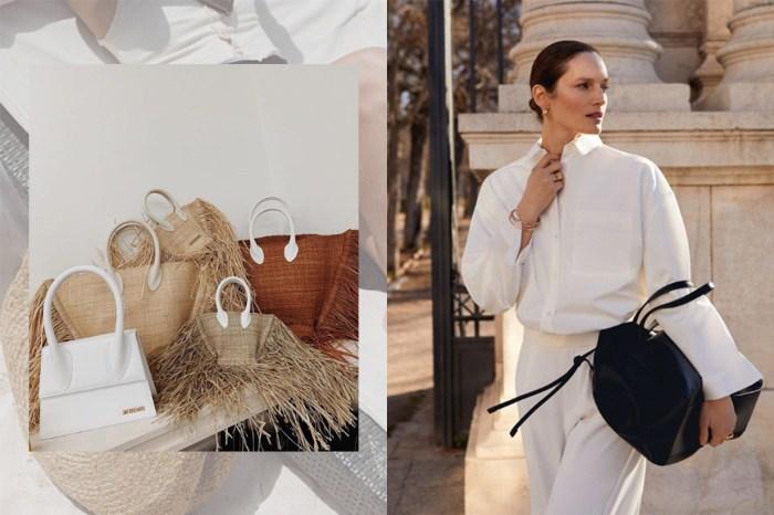 Mini Bag 的勁敵:中性風、實用大手袋,在一片爭議中成為 It Bag!